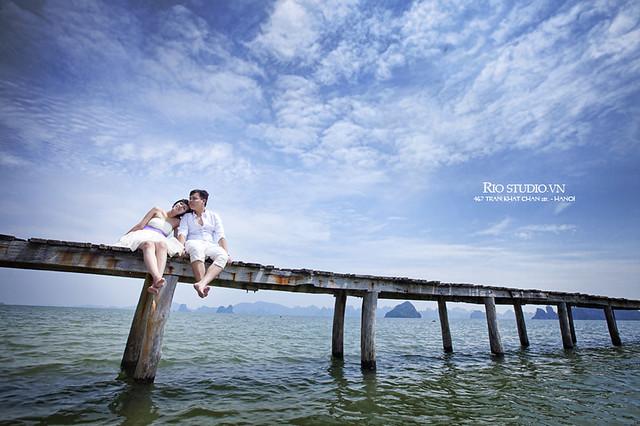 Ảnh cưới Tú - Hằng (Vân Đồn)