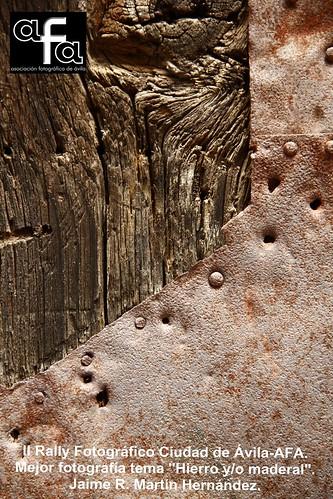 Hierro y-o madera