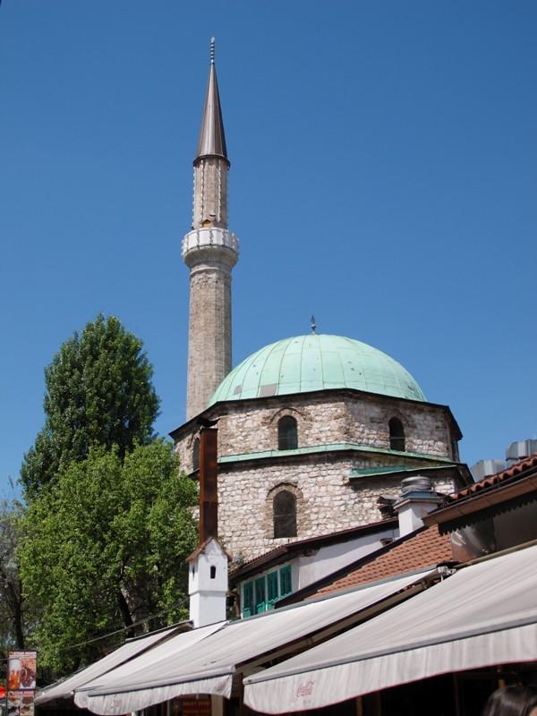 Grande Mosquée@Sarajevo