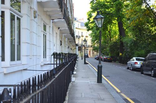 A street - London