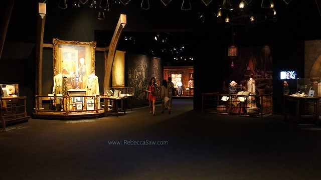 HARRY POTTER THE EXHIBITION - ArtScience Museum, Singapore (72)