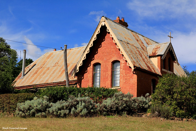 St Josephs Convent and School, Sofala, NSW Central West - Built 1868