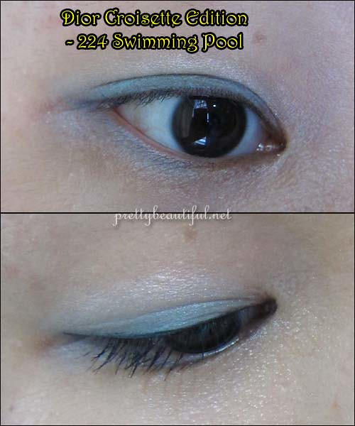 Dior Croisette Edition - Swimming Pool 224 on Eye
