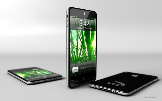 Concepto nuevo iPhone 5