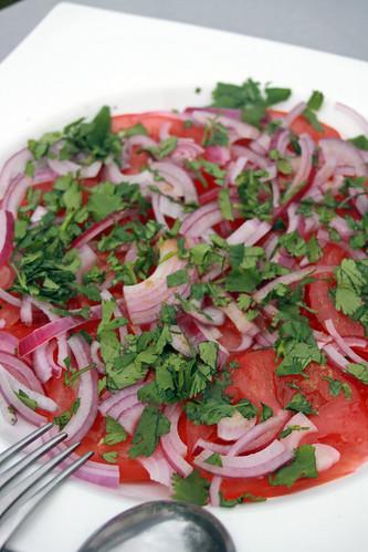 Salade katchumber