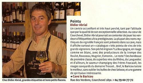Le Baricou - L'Express (2010) - Pointu, Didier Abrial