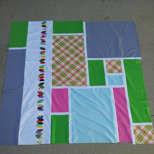 Zippy the lap quilt