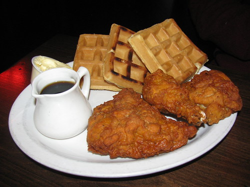 06-13-12 Chicken and Waffles by roswellsgirl