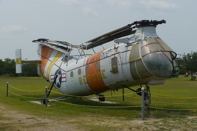 Piasecki CH-21B Workhorse