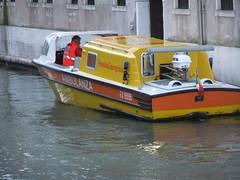 Boat Ambulance