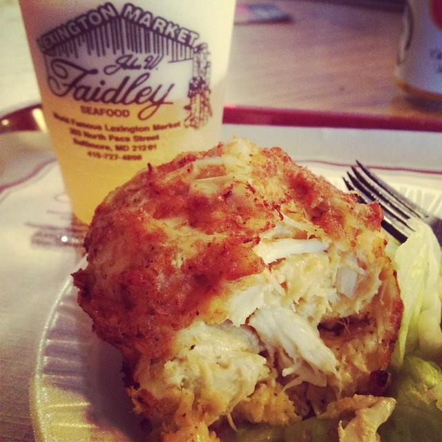 Faidley S Crab Cake Recipe