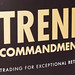 Trend Commandments: Trading for Exceptional ReturnsIMG_7704
