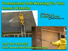 Pressure Washing Wilmington De - Professional Soft-Washing for Your Home's Exterior