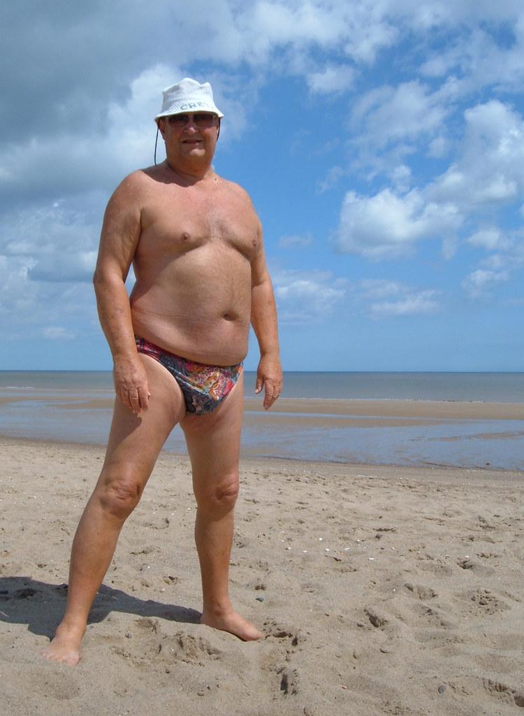 60 beach porn
