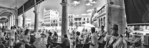 Old Havana . Panorama