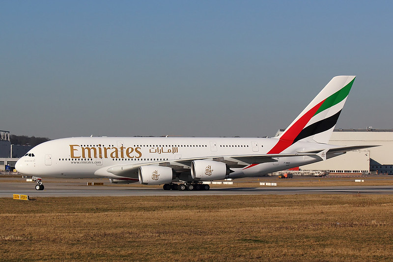 Emirates - A388 - F-WWAR (4)