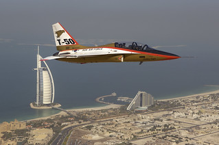 T-50 Golden Eagle First Prototype  in UAE