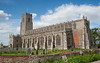 Holy Trinity Church, Blythburgh. Suffolk. by mendel9331
