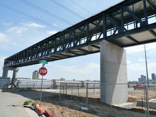 Photo of 41st Avenue Pedestrian Bridge Span