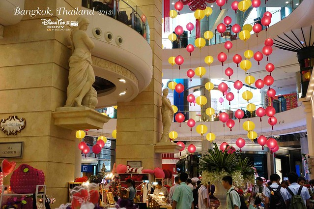 Day 2 Bangkok, Thailand - Terminal 21 Rome 01
