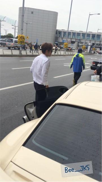 [Pics-2] JKS returned from Beijing to Seoul_20140427 14031959611_bb223b8df0_z