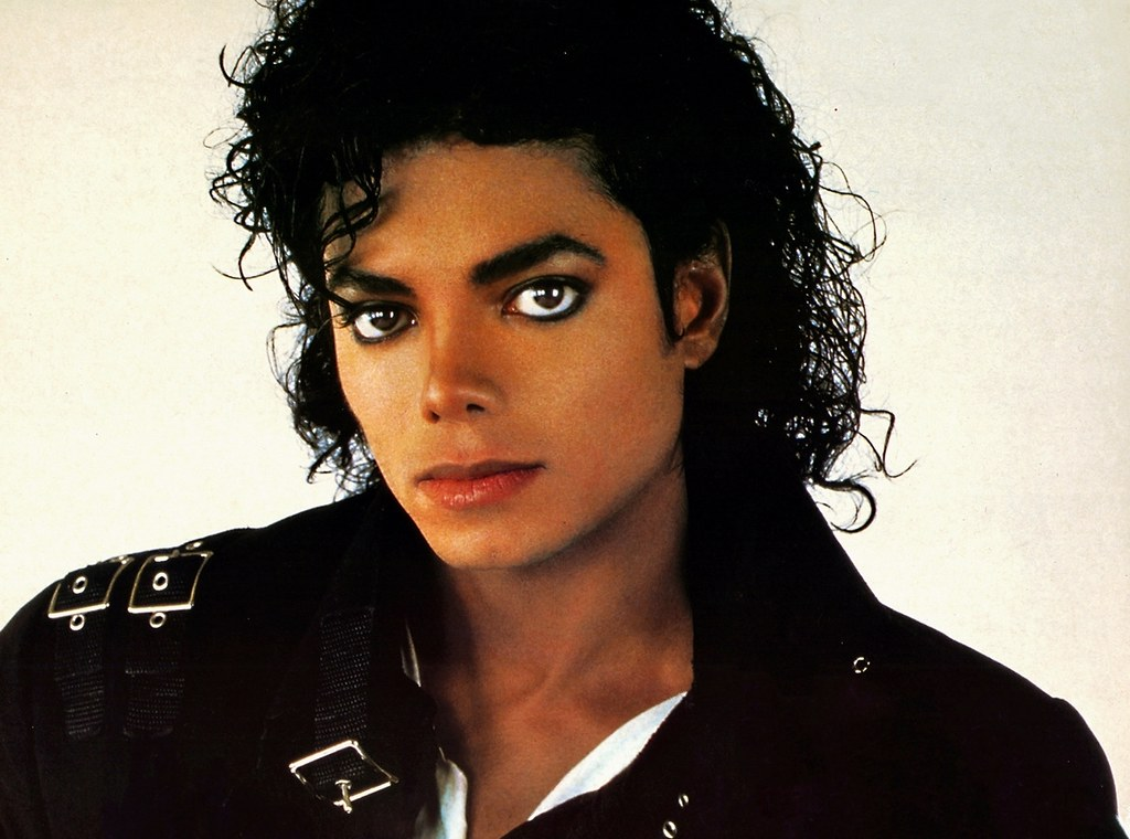 Фото | Майкл Джексон до болезни витилиго