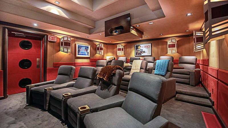 Шикарный домашний кинотеатр