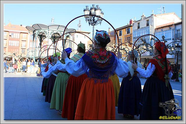 Danzas burgalesas Justo del Río en Briviesca (3)