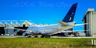EX Air New Zealand Boeing 747-419 ZK-NBU
