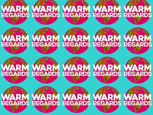 Recommended Listening: Warm Regards #FanArt @ourwarmregards @EricHolthaus @Revkin @JacquelynGill #SciComm #Podcast