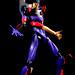 Robot Damashii Eva 01 Awakening Mobile Wallpaper