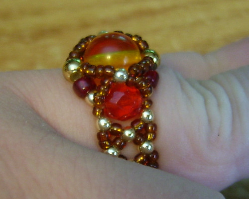 Bead Ring 3 - Side