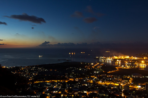 evening early portlouis