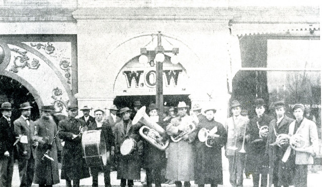 Woodland World Band