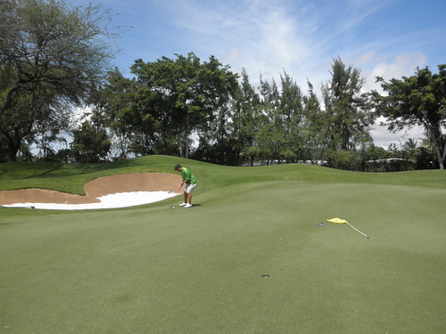 ewa beach Golf Club 176