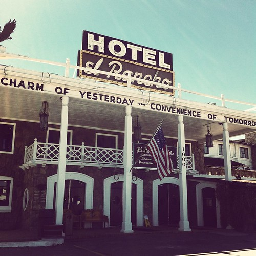 Hotel El Rancho - Gallup, NM
