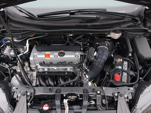 2012 Honda CR-V 15