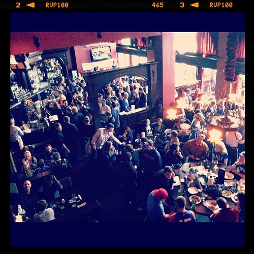 #rockchalkjayhawk : You don't want to be #Kentucky fan in the Pub tonight. #gokansas ! #fb