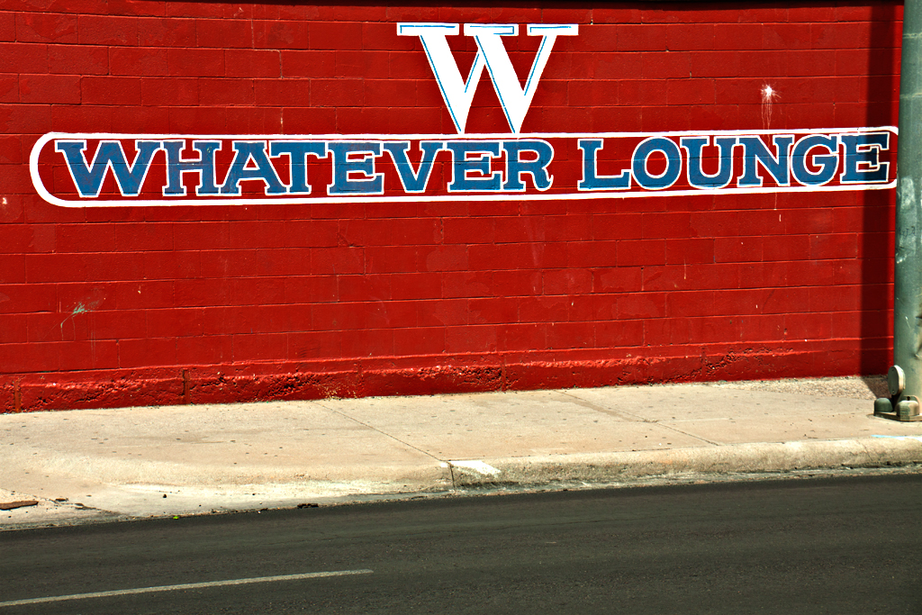 WHATEVER-LOUNGE--El-Paso