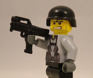 BrickArms FMG Prototype - Right Profile