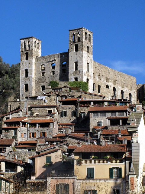 Dolceacqua (Imperia) - Castello Doria