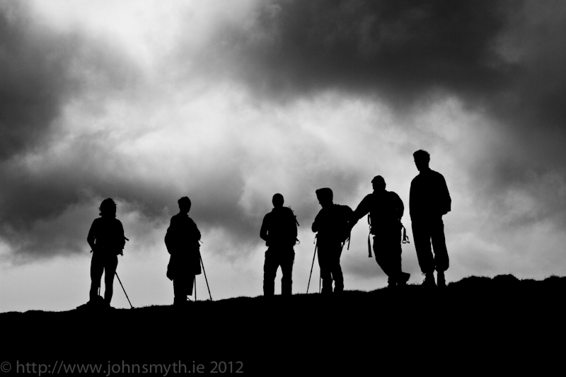 Mweelrea Hikers