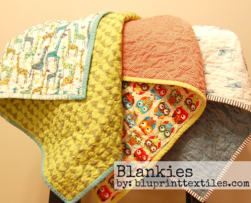 Blankies By Bluprint