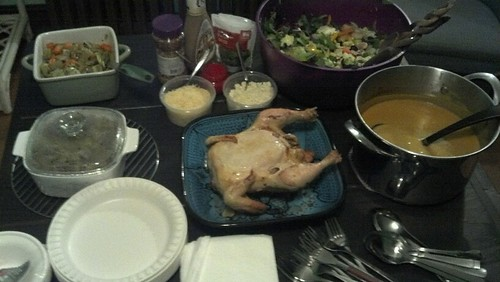 So much tasty food...