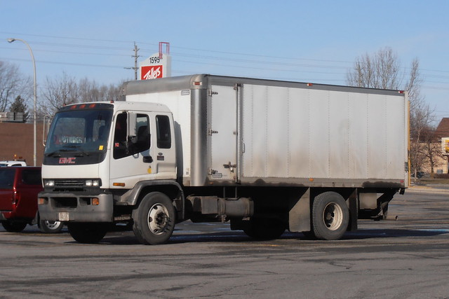 Gmc commercial truck canada