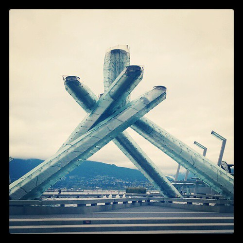 2010 Olympic Cauldron