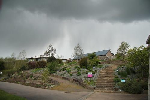 rain weather wales clouds canon grey steps rainstorm efs1785mmf456isusm carmarthen garddfotaneggenedlaetholcymru llanarthne 60d steveeverett welshnationalbotanicalgardens