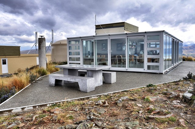 Mt John Observatory & Astro Cafe