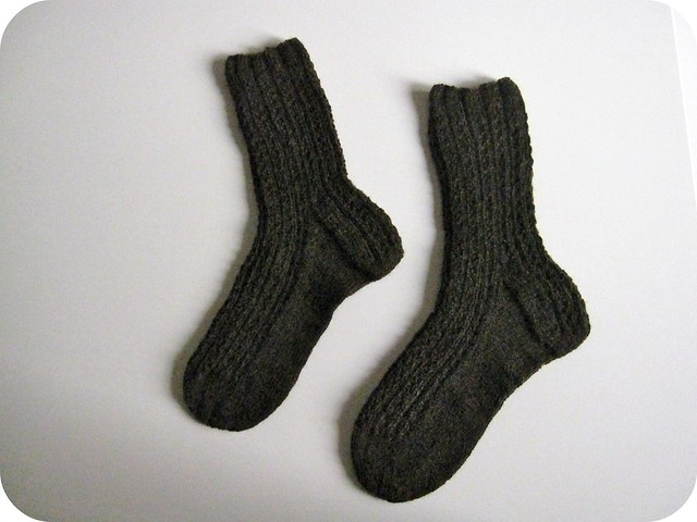 hand knit socks hedgerow socks
