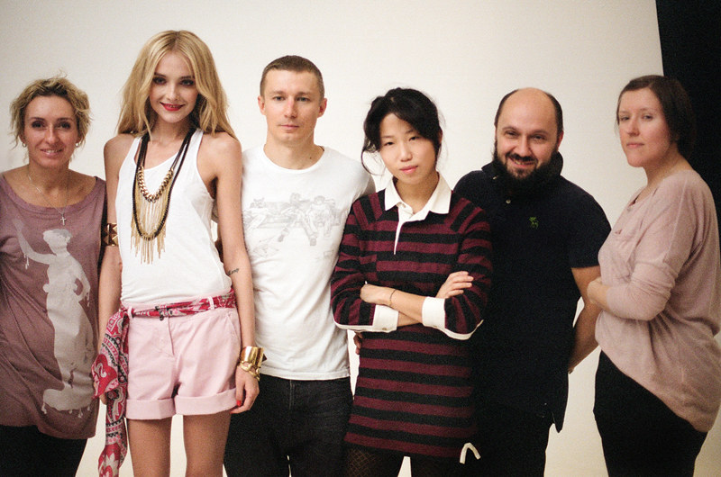 Glamour Russia team